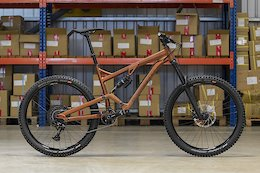 Identiti Updates the Mettle Enduro Bike With Longer and Slacker Geometry Tweaks