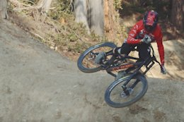Video: A Day at the Coast Gravity Park with Remy Metailler