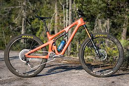 First Ride: Yeti's 2020 SB140 Doesn't Want to Be Confined by Race Tape