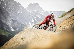 Video: Aaron Gwin Out of Race Mode in Leogang Bike Park