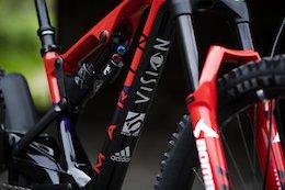Bike Check: Vero Sandler's Marin Mount Vision