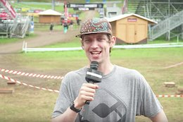 Video: CathroVision Seeks Out the New Lines on the Val Di Sole World Cup Track Walk