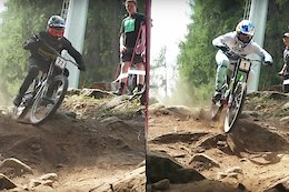 Video: Ben Cathro Searches for Smooth Lines in Val di Sole