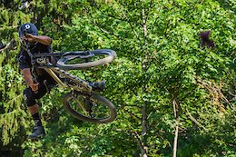 Video: Vinny T, Alex Volokhov and Chatel Locals Rip Up the Bike Park