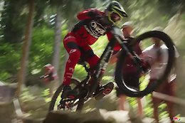 Video: Official Val di Sole Practice Highlights with Eliot Jackson and Bernard Kerr