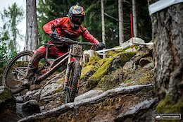 Qualifying Photo Epic:  Slips and Slides - Val di Sole World Cup DH 2019