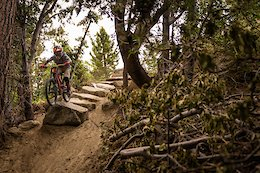 Video: Summit Bike Park's New '10-Ply' DH Trail