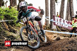 Inside The Tape: Racers Getting LOOSE - Val Di Sole World Cup DH