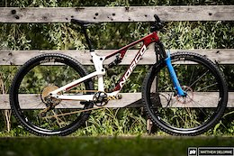 Bike Check: Haley Smith's Norco Revolver - Val di Sole World Cup XC 2019