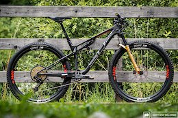 Bike Check: Superior's XC Prototype - Val di Sole World Cup XC 2019