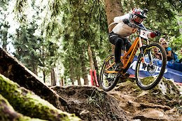 Overall Standings: Val di Sole World Cup DH 2019