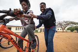 Share The Ride: Bringing Bikes to School Children in Botswana
