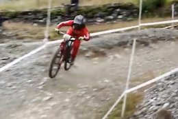 Video: Behind the Scenes at the British National DH Champs with Chloe Taylor