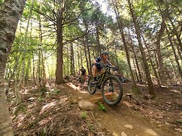 Video & Race Report: Stage 3 of the Quebec Singletrack Experience - Lac Delage