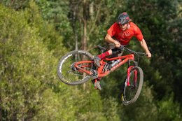 Video: Blazingly Fast in the Maydena Bike Park with Keegan Wright