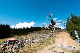 Video: Big Whips in Morzine at the Rip Off Worlds 2019