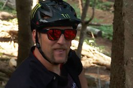 Video: Steve Peat Provides his Insight into the Revised Lenzerheide Track