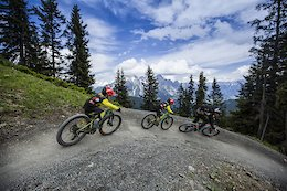 "Video: 7 Year Old Twins Conquer the Austrian Alps on 24"" Hardtails"