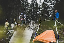 XC Pits and Practice - Lenzerheide World Cup XC 2019