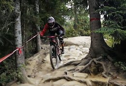 Video: EWS Whistler Stage 1 Raw Footage