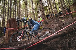 Video: Sam Hill Soars to Second - EWS Whistler 2019