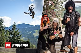 Inside The Tape: Slopestyle's Finest Check Out Joyride 2019 - Crankworx Whistler 2019