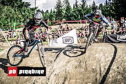 Embedded: Highs & Lows of Racing Dual Slalom at Crankworx Whistler 2019