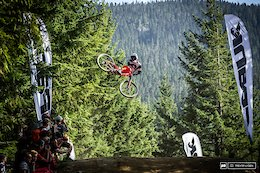 Photo Epic: Whip-Off - Crankworx Whistler 2019
