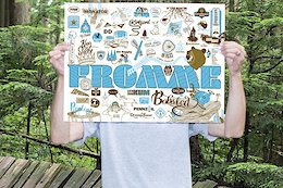 Ken Paul Announces Mount Fromme Trails Tribute Poster