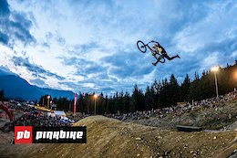 Video: Best Trick Crankworx Whistler 2019