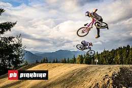 Embedded: Sam Reynolds Goes Full Send at Speed & Style - Crankworx Whistler 2019