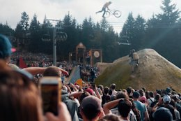 Video: Spotlight on the Fans in 'Crowdworx' - Crankworx Whistler 2019
