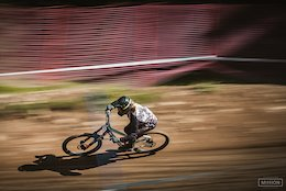 Francisco Pardal at the Val di Sole & Lenzerheide World Cup