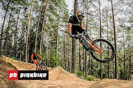 Video: Smashing Järvsö Bike Park with Brook Macdonald & Scotty Laughland - GoPro Track Down S1 EP4
