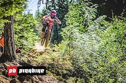 Embedded: Tracey Hannah Sweeps Crankworx World Tour DH Races - Crankworx Whistler 2019