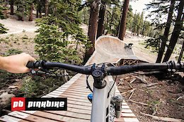 First Impressions: Getting Loose on Mammoth Mountain's Big Jumps & Fast Tech