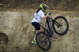 "Video: The FIM eMTB ""World Cup"" Race in Imola, Italy Was Embarrassing"