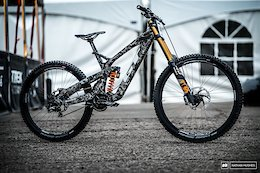 Quiz: Can You Match the Rider to these 45 Custom DH Bikes