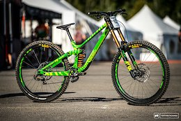 Pinkbike Poll: Vote For Your Favorite Custom World Champs Downhill Bike