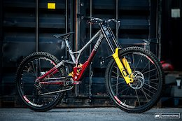 9 More Custom DH Bikes - Mont-Sainte-Anne World Champs 2019