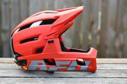 First Look: Bell Super Air R - A New Lightweight Full-Face Trail Helmet