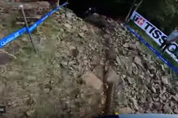Video: Finn Iles Course Preview POV - Mont-Sainte-Anne World Champs 2019