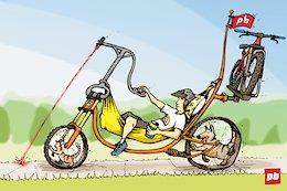 The Future Bike - Sunday Comics with Taj Mihelich