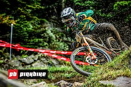 Inside The Tape: Wet & Wild at Mont-Sainte-Anne DH World Champs 2019