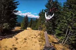 Video: Fabio Wibmer & Bienvenido Aguado Raw in Whistler