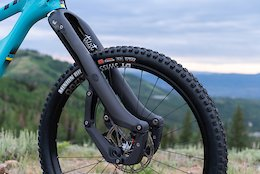 First Look: The Shout - Trust Performance's New Long Travel Linkage Fork