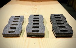 Multi-Density, Bread-Based Mega Norris Tire Inserts - Eurobike 2019