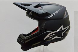 Alpinestars Release First Full Face Helmet and Packable Pads - Eurobike 2019