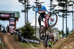 Video: Patrick Laffey Moves Up to the Unior Devinci Factory Racing Team