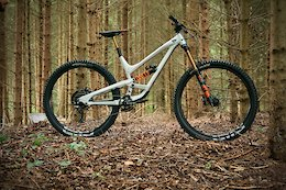 YT Launch Limited Edition Top Spec Raw Aluminium Capra 29